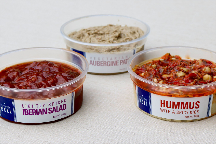 Providence Deli Dips and Sauces
